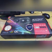 VGA Asus Strix RX 570 4GB