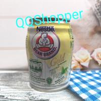 Bear Brand Gold Teh Putih White Tea / Susu cap Beruang 140ml