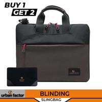 Tas Laptop Selempang Urban Factor Blinding SHOULDER BAG LAPTOP 14 Inch