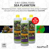 Aquapharm 5 in 1 coral food 500 ML
