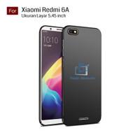 Softcase TPU Hitam Xiaomi Redmi Redmi 6A
