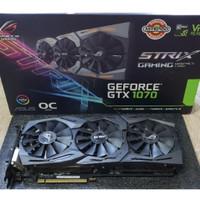 Nvidia GTX 1070 Asus Strix OC 8Gb DDR 5