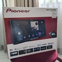 pioneer avh z9250bt double din