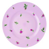 Royal Albert New Country Roses Pink Modern Plate 21cm