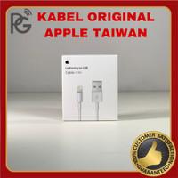 Kabel Data Lightning Cable iPhone Original Apple Taiwan