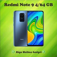 Redmi Note 9 4/64 GB Garansi Resmi Xiaomi Indonesia