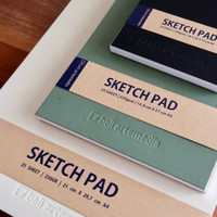 Sketch pad Bali Artemedia perfect for drawing and sketching