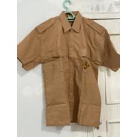 Baju pramuka / penggalang / pembina putra