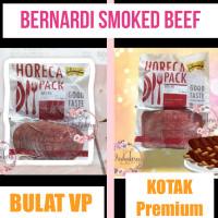 Bernardi smoked beef horeca pack 500gr