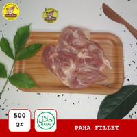 PROMO Daging Filet Paha Ayam - Boneless Paha Ayam - FOZEN- 500gr
