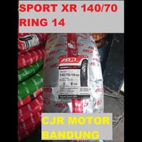 FDR Sport XR EVO 140/70 ring 14 ban belakang motor Aerox PCX XMax