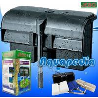 Filter Gantung Aquarium/Hang on Jebo 505
