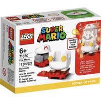 LEGO 71370 Mario Power Up Pack Fire Mario Outfit Baju Lego Mario Fire