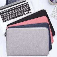 Tas Laptop Softcase Waterproof Nylon High Quality 14 inch - grey