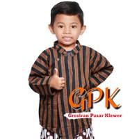 Baju Lurik / Surjan / Jawa Anak