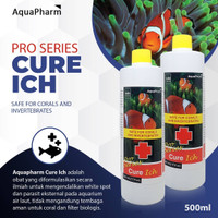 Aquapharm Cure ich (obat ws/parasite) reef safe 500 ML