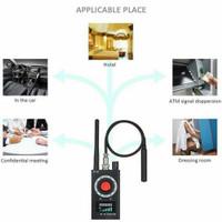 Anti-Spy Hidden Camera Detector RF Signal Bug GPS GMS Finder Tracker S