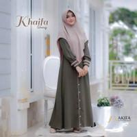 Busana Muslim Syari Wanita Baju Atasan Muslimah Cewek Katun Murah