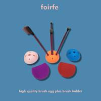 Brush Egg with Brush Holder
