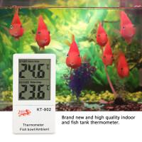 Termometer Digital LCD Akuarium