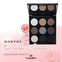 Morphe 9W Smoke & Shadow Artistry Palette