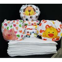 Milky House Clodi Plus Insert - Baby Cloth Diapers Popok Kain