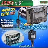 JEBO 702 Filter Gantung Aquarium Hang-On Filter