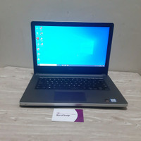 laptop dell Inspiron 5468 - corei5 7200u - VGA AMD 2GB - SSD - ram 4gb ssd 128
