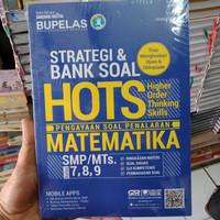 strategi dan bank soal hots pengayaan soal penalaran matematika smp/mt