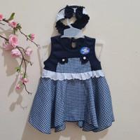 PK0225 - New Arrival, Baju bayi Perempuan 0 - 12 bulan