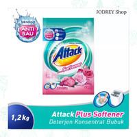 Attack Plus Softener Deterjen Bubuk 1,2 kg