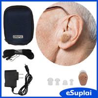 Hearing Aid/Aids Alat Bantu Dengar Mini Bisa Charge - AXON K-88