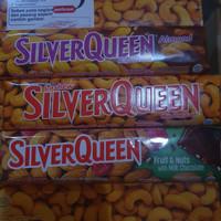 Silverqueen 65 gram / Silverqueen 62 gram