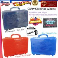 kotak single box Hot Wheels Carry Case koper HotWheels ORI isi 15 pcs