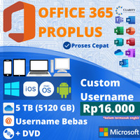 Office 365 ProPlus - Desktop/Mobile - Login up to 5 Devices max