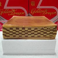 Paling Enak Kue Lapis Legit Domino Tikar Butter Loyangan KOTAK PERSEGI