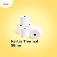 Kertas Thermal 58mm