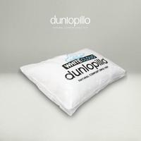 Dunlopillo Pillow Polyester Fibre White cloud 60x40 cm soft