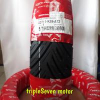 Ban motor matic tubeless AHM K59-A72 100/80 R14 Original Federal Honda