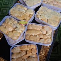 durian kupas medan asli ( pengiriman khusus kota palembang )