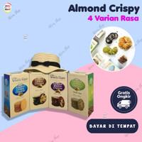 Almond Crispy Surabaya / Oleh Oleh Surabaya