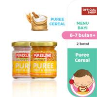Pureeland Baby Puree Cereal / MPASI Bayi Organik / Makanan Bayi / Snac