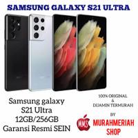 Samsung Galaxy S21 Ultra 16/512 , 12/256 , 12/128 Garansi Resmi SEIN