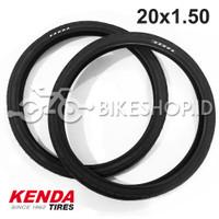 Ban Luar Sepeda KENDA KWEST Uk 20 x 1.50 Minion/Lipat/Mini
