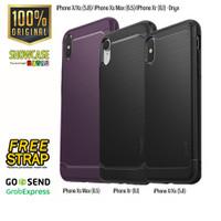 Ringke Casing iPhone Xs Xs Max Xr Onyx Softcase Anti Crack Anti Drop