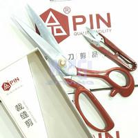 PIN Gunting Kain Bahan Tailor Garmen