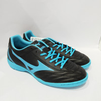 Sepatu Futsal Pria MIZUNO Monarcida Neo Select Blue 100% Original BNIB