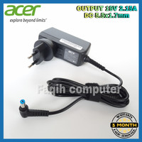 Adaptor Charger Original Acer Aspire One D255 D270 725 722 Happy