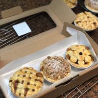 Apple Pie / apple crumble