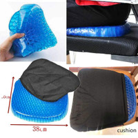 Bantalan Bangku Gel Orthopedic Cushion Seat Pillow Car Office Chair